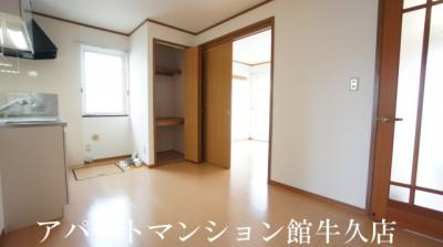 【居間・リビング】プリモ・アモーレA
