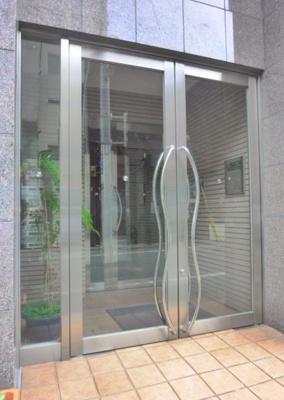【エントランス】グレイスコート亀戸