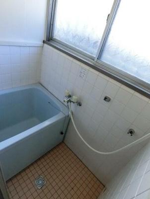 【浴室】みどりハイツ