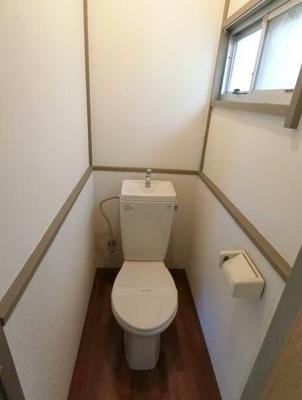 【トイレ】みどりハイツ