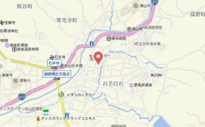 【地図】ヴィラクレール