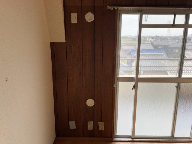 【居間・リビング】戸塚マンションA棟405号室