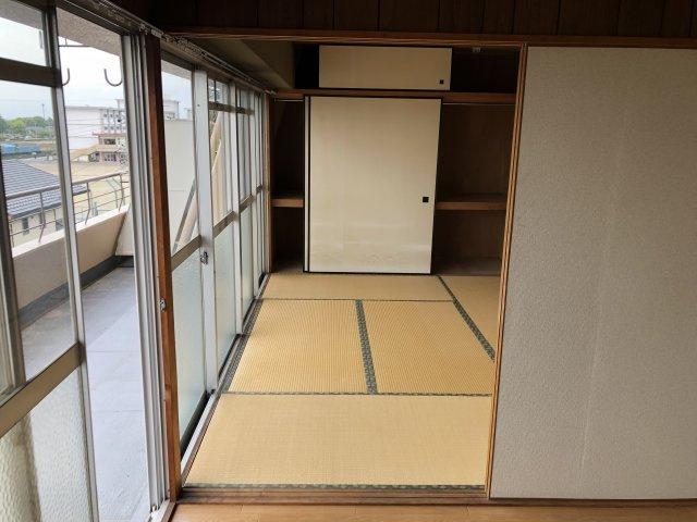 【和室】戸塚マンションA棟405号室