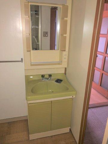 【独立洗面台】戸塚マンションA棟405号室
