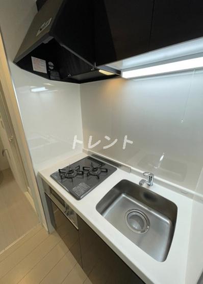 【キッチン】ルフレ新宿ノース【ルフレ新宿NORTH】