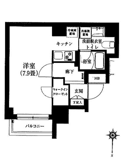 ルフレ新宿ノース【ルフレ新宿NORTH】