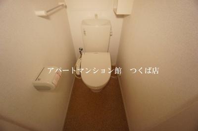 【トイレ】グランつくばⅣ