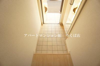 【玄関】グランつくばⅣ