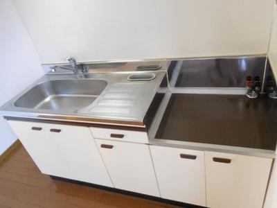 【キッチン】メロディーハイツ高槻1