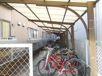 【駐車場】メロディーハイツ高槻1