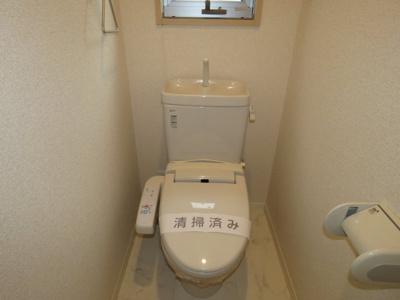 【トイレ】ビンディバージ