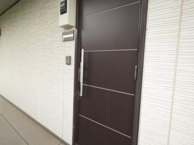 【玄関】ビンディバージ