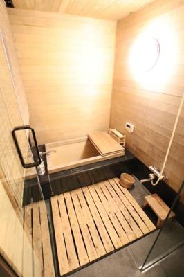 【浴室】水琴庵