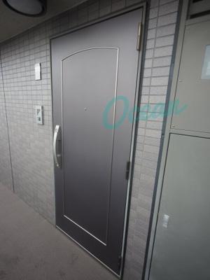 【玄関】ルーブル亀戸