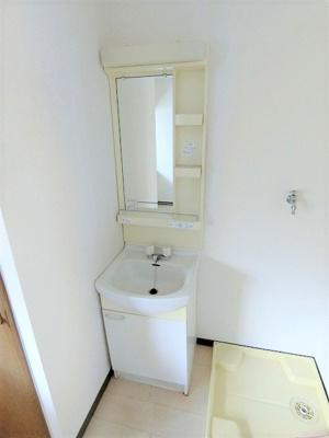 【独立洗面台】すずやす荘