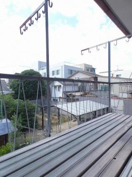 【バルコニー】京都市下京区岩上通髙辻下る吉文字町