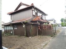 鳥取市御弓町土地①の画像