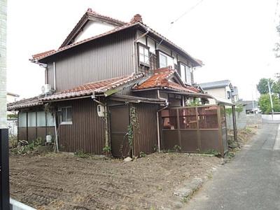 【外観】鳥取市御弓町土地①