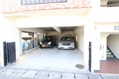 【駐車場】サンハイツ潮見ヶ丘