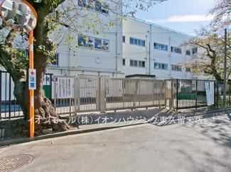 西東京市立田無第三中学校(約991m)