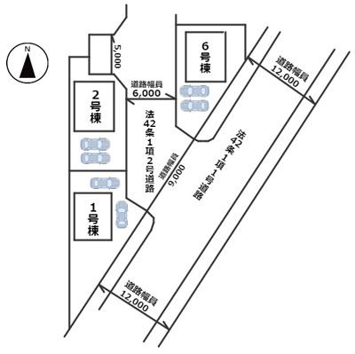 【区画図】たつの市龍野町宮脇第3