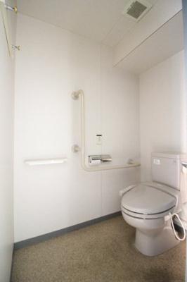 【トイレ】パレー六甲