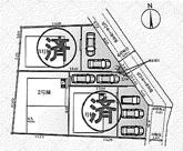 八王子市大楽寺町第25 全3棟の画像