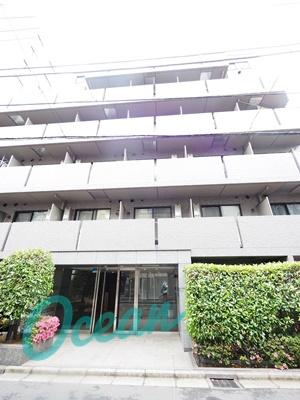 【外観】ルーブル小石川弐番館