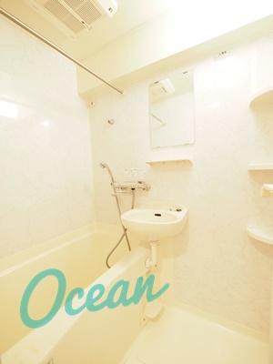 【浴室】ルーブル小石川弐番館