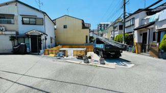 【外観】宝塚◆限定1区画◆セキュリティ充実!◆中野町 新築戸建て♪