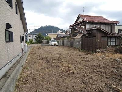 【外観】鳥取市御弓町土地