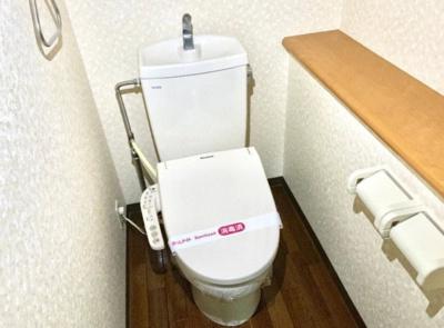 【トイレ】ドリームコーポクオンⅡ