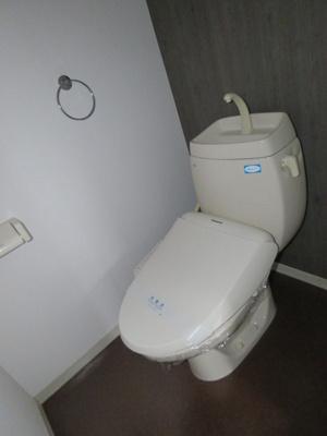 【トイレ】ヴァンヴェールⅡ