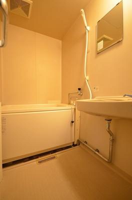 【浴室】コーポ石田