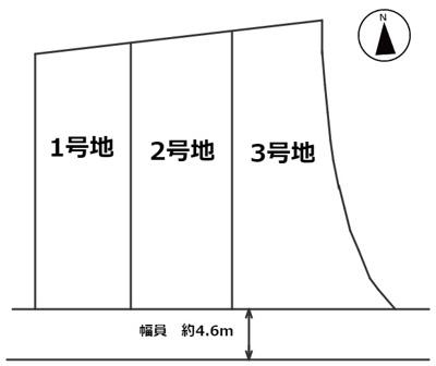 【区画図】たつの市神岡町大住寺