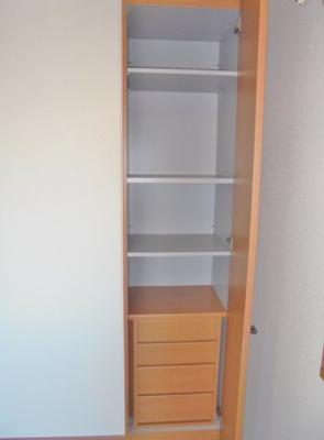 LDKの収納スペース