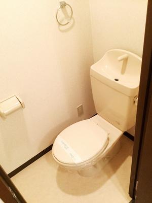 【トイレ】セゾン湊