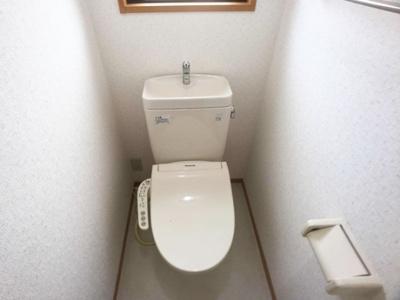 【トイレ】サンセリテI