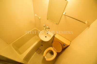 【浴室】ビュー福島