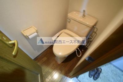 【トイレ】パルティグ