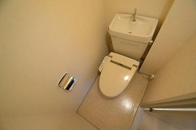 【トイレ】城内ローズプラザ
