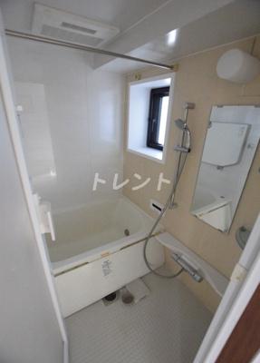 【浴室】白山HDCフラット