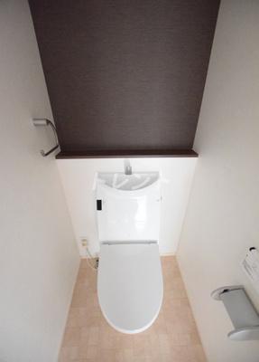 【トイレ】白山HDCフラット