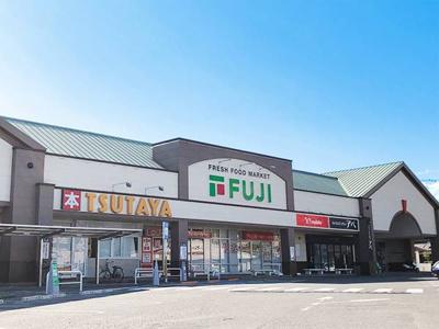 フジ姫原店 1127m