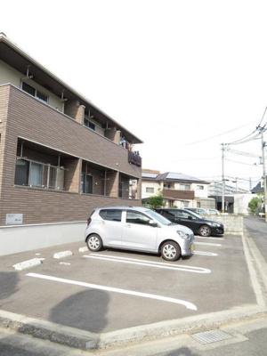 【駐車場】アパ・シティ21・イン・山西