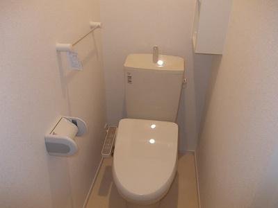 【トイレ】アパ・シティ21・イン・山西