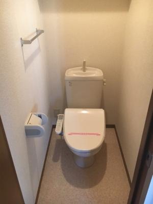 【トイレ】コーポ山田21 B棟