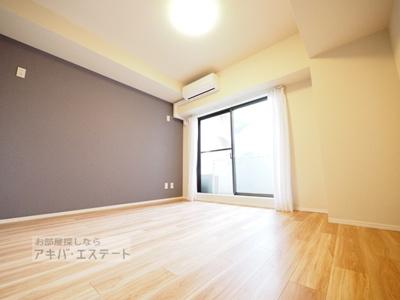 【居間・リビング】陽輪台みかみビル