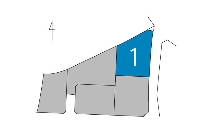【区画図】合志市合生 1号地