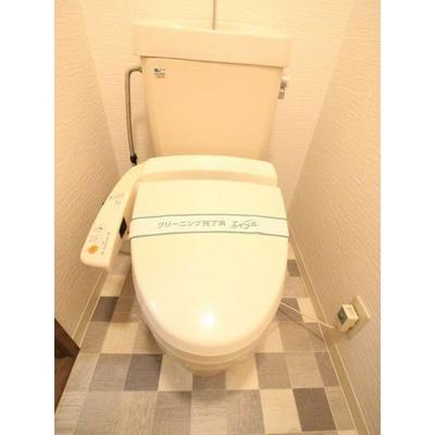 【トイレ】とよビル平成